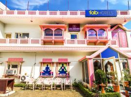 FabHotel Jaipur House, hotel near Nahargarh Fort Palace, Jaipur