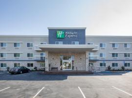 Holiday Inn Express - Sunnyvale - Silicon Valley, hotel near Shoreline Amphitheatre, Sunnyvale