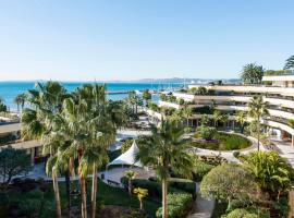 Holiday Inn Nice - Port St Laurent, an IHG Hotel, hotell i Saint-Laurent-du-Var
