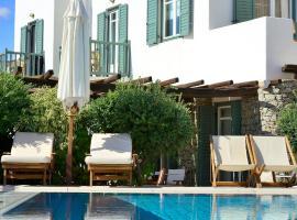 Art Hotel Pelican Bay, hotel v destinaci Platis Gialos