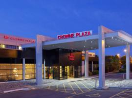 Crowne Plaza Manchester Airport, hotel in Hale