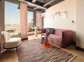 Stay Lab Residence & Hotel, отель в Стамбуле, рядом находится Площадь Таксим