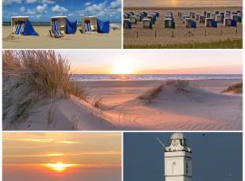 Appartementen Zeezijde, hotel in Katwijk aan Zee