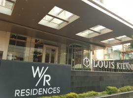 WR Louis Kienne Residences Simpang Lima Semarang, apartment in Semarang