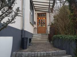 Haus Mecklenburg, hotel in Bad Salzuflen