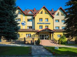 Hotel *** NAT Wisła – hotel w Wiśle