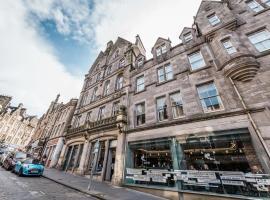The Inn Place, hotel near Edinburgh Playhouse, Edinburgh