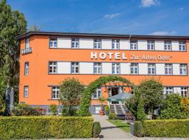 Hotel Frankfurt-Oder Zur Alten Oder, hotel in Frankfurt Oder