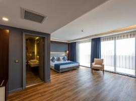 Nova Plaza Crystal Hotel & Spa, hotel in Istanbul