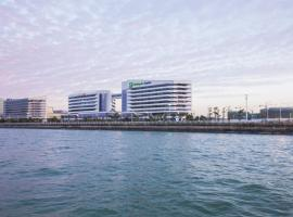 Holiday Inn Express Xiamen Airport Zone、廈門市のホテル