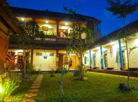 Damuh Guest House, hotel in Ubud