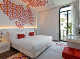 Room Mate Carla, hotel in Barcelona