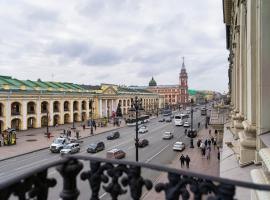 Sapphire Hotel, hotel near Beloselsky-Belozersky Palace, Saint Petersburg