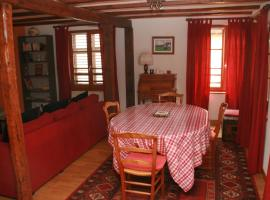 Appartement au charme alsacien, hotel in Kaysersberg