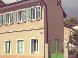 Casa Rafut, hotel in Gorizia