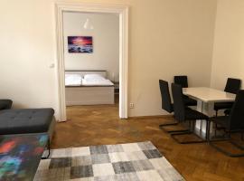 Welcome Hostel & Apartments Praguecentre, hostelli Prahassa