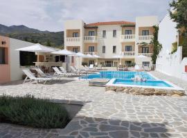 Aphrodite Hotel & Suites, hotel in Marathokampos