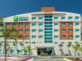 Holiday Inn Express Manzanillo, hotel in Manzanillo