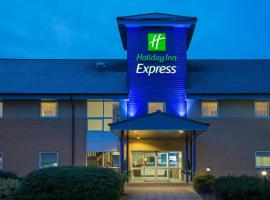Holiday Inn Express Braintree, hotel in Braintree