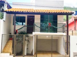 Casa Novinha!!, holiday home in Capitólio