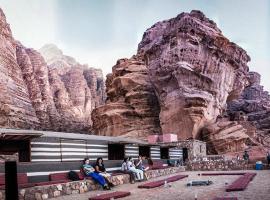 Bedouin Lifestyle Camp, luxury tent in Wadi Rum