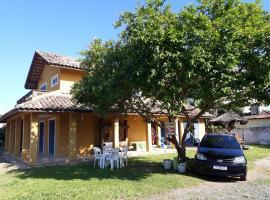 Nossa Casa em Floripa, hotel near Ponta das Canas Beach, Florianópolis