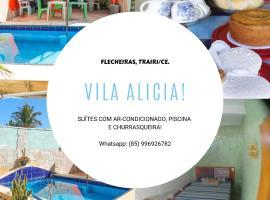 Vila Alicia Flecheiras, guest house in Flecheiras