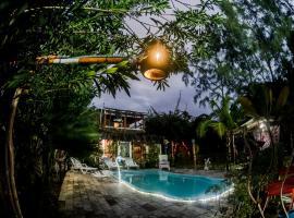 Pousada Canavial Beach-Bar, guest house in Cabo de Santo Agostinho