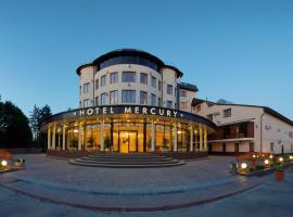 Mercury Hotel, hotel near Kharkiv International Airport - HRK,