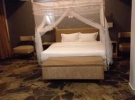 La Villa Cafe & Suites, hotel in Kigali