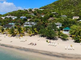 Oualie Beach Resort, hotel in Nevis