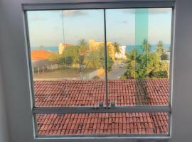 Excelente apartamento à 80 metros da praia!