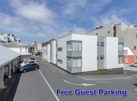 Apollo Lodge Motel, hotel near Wellington Airport - WLG,