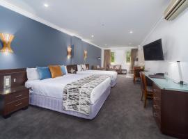 Hyde Park Inn, отель в Сиднее, рядом находится International Convention Centre Sydney