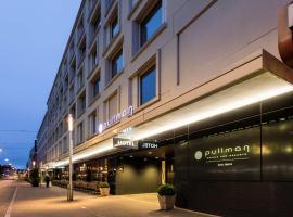 Pullman Basel Europe, hotel en Basilea