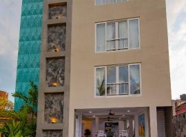 de MODA Boutique Hotel Galle, hotel in Galle