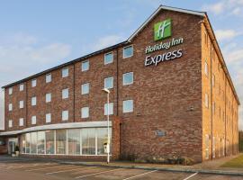Holiday Inn Express Nuneaton, an IHG Hotel, hotel near FarGo Village, Nuneaton