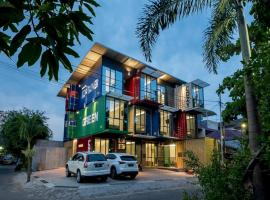 RedDoorz near Taman Rejomulyo, hotel near Semawis Market, Semarang