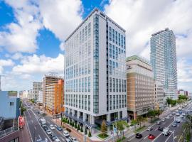 京王プレリアホテル札幌、札幌市にある札幌駅の周辺ホテル