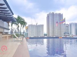 Leo Palace New Wing by Oca Host,吉隆坡吉隆坡太子世界貿易中心附近的飯店