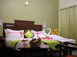 MISTY CARDAMOM HILLS, MUNNAR, hotel in Munnar