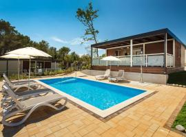 Premium Camping Homes Santa Marina, Lanterna, luxury hotel in Poreč