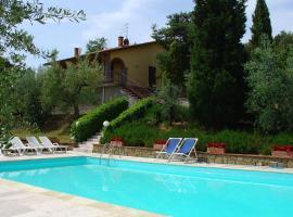 LA MAESTA', villa in Monte San Savino