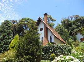 Grunwald Chales, hotel em Monte Verde
