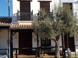 Casa los Tres Aires, hotel in El Rocío