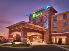 Holiday Inn Express & Suites Overland Park, hotel in Overland Park