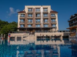 Veramar Beach - All inclusive, hotel Kranevóban
