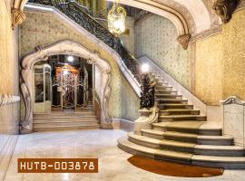 Luxury Penthouses 2, pet-friendly hotel in Barcelona