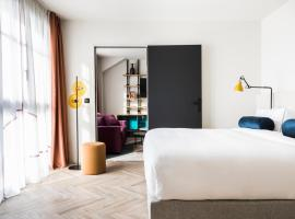 Le Grand Quartier, hotel near Pyrenees Metro Station, Paris