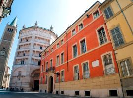 Palazzo Dalla Rosa Prati, hotel near Parma International Airport - PMF,